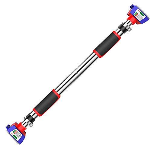 WXYZ Pull-Up Bars Sbarra per Trazioni Portatile Orizzontale, Regolabile 63-74 Cm, 74-94 Cm, 94-126cm, 110-140 Cm, 130-175 Cm, 150-195cm, 190-215 Cm (Size : 110-140cm)