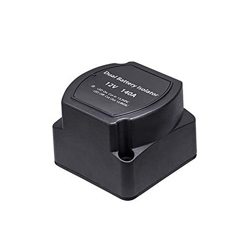 ZHANGWW ZWF Store 12V 140A Aislador de batería Voltaje Sensible Relé VSR Ajuste automático Ajuste para Polaris Fit For Arttic Cat Boats, RV's (Color : 1 pcs)