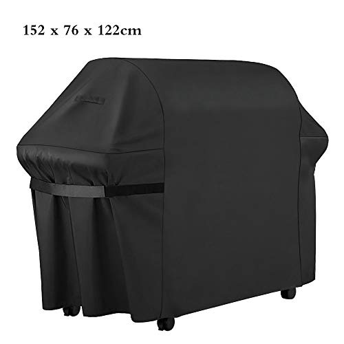 BBQ Gas Cloth, Grill Cover Protector Barbecue Cover for Outdoor BBQ Grill