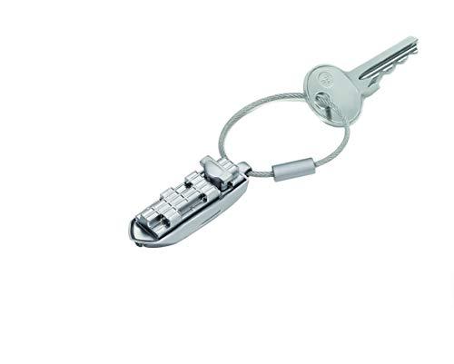Troika, Porte-clés Mixte Argent Argent 6 cm