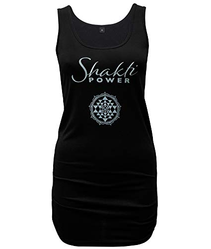 Natural Born Yogi Yoga Tank Top Shakti Power (L)