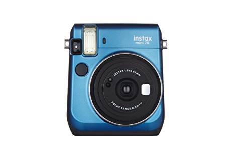 Fujifilm Instax Mini 70 Camera (Island Blue)