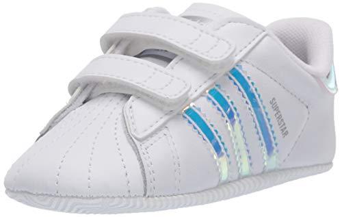 adidas Originals Kids Superstar Crib Running Shoe
