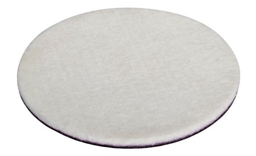 Wolfcraft 2208000 2208000-1 Disco de pulir de Fieltro