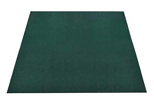 Palm Springs Outdoor 3x3m Party Tent/Gazebo Flooring Rubber Mesh Mat Rug for Non-Slip Grass/Turf Protection