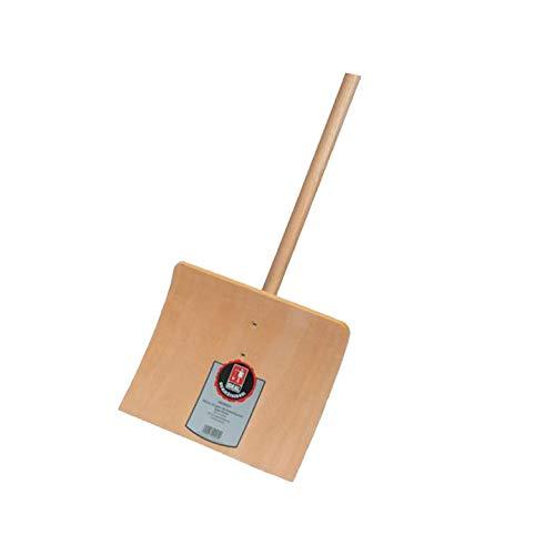 Ideal 40090001 Kinder-Schneeräumer mit Stiel aus Holz