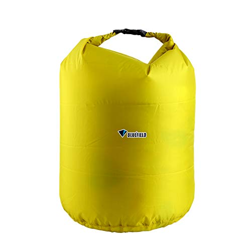 Dry Bag Waterproof Roll Top Sack for Beach Hiking Kayak Fishing Camping 20L 40L 70L for Option (Green, 20L)
