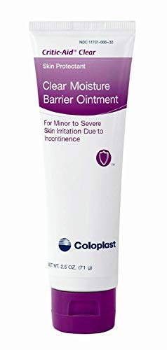Critic-Aid Clear Moisture Barrier Ointment - Packaging May Vary