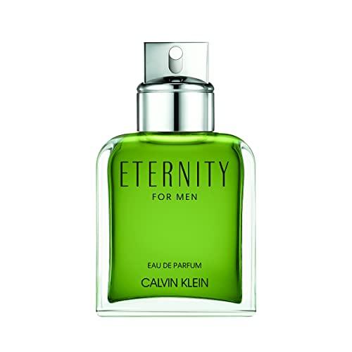Calvin Klein Eternity for Men Eau de Parfum, 3.4 Fl Oz