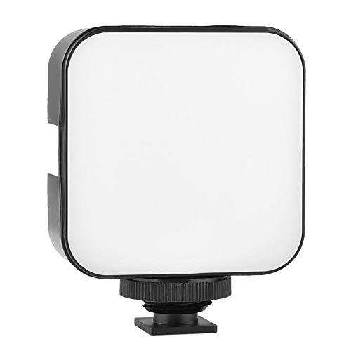 balikha Lámpara de Relleno de Iluminación de Video LED Portátil de Mano 6500K para DSLR SLR