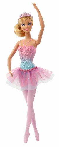Barbie - Bcp12 - Poupée - Ballerine Tutu - Rose