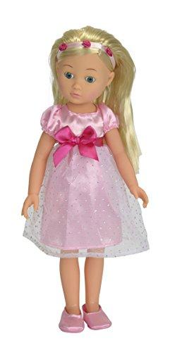 Simba 105152352 - Madeleine Blumenmädchen Puppe, 2-er sortiert