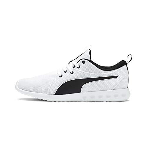PUMA Carson 2 Cosmo - Zapatillas de running para hombre, color Blanco, talla 39 EU Weit