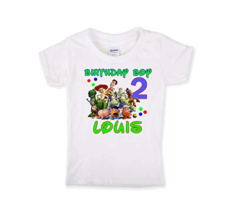 birthday boy FREE SHIPPING Toy Story Birthday Boy Shirt birthday boy,woody,toy story shirt,