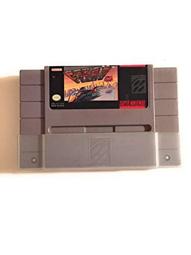 F-ZERO FZERO SUPER NINTENDO SNES VIDEO GAME CARTRIDGE RARE VINTAGE