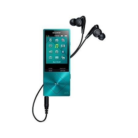 SONY ウォークマン Aシリーズ 32GB ハイレゾ音源対応 ブルー NW-A16/L