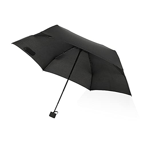 Mini paraguas compacto de viaje Neslnoop Paraguas de Viaje Portátil con Diseño...