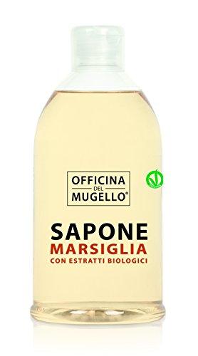 OFFICINA MUGELLO, SAPONE LIQUIDO MARSIGLIA 1000 ml