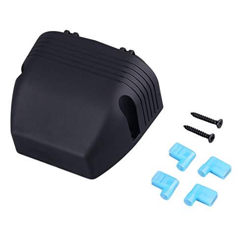Envío Gratis Enchufe de encendedor de cigarrillos de coche de doble orificio con base de tienda con cubierta impermeable.