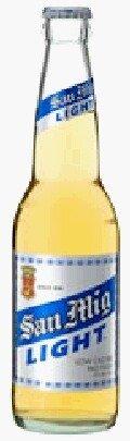 サンミゲール ライト 瓶 330ml×24本kn Philippines beer フィリピン ビール ケース重量:16.5kg 香港産