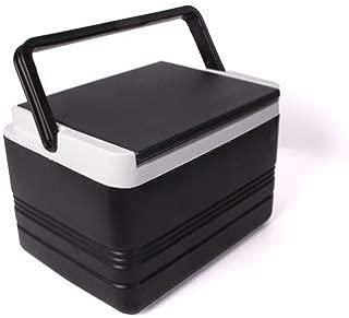 12-Quart Black Cooler for Golf Carts