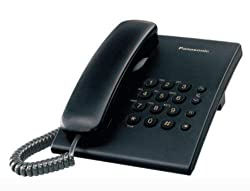 Panasonic KX-TS500MXBD Single Line Corded Phone