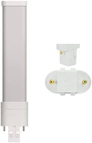 5.5W NEW ARRIVAL LED Upgrade for ◆在庫限り◆ 13W PL13 CFL Base GX23 3500K 2-Pin 120-277V