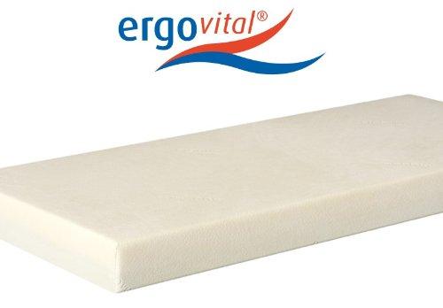 Ergovital Vitalpur® Viscoschaum-Matratze mit Kaltschaum , Größe:80 x 200 cm;Härtegrad:H3
