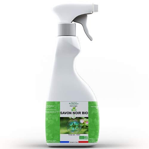 Floralpina – zwarte zeep, 750 ml