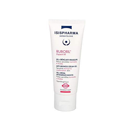Isispharma - Ruboril Expert M - Gel-crème Anti-Rougeurs Apaisant - Peaux Mixtes et Sensibles - 40 ml