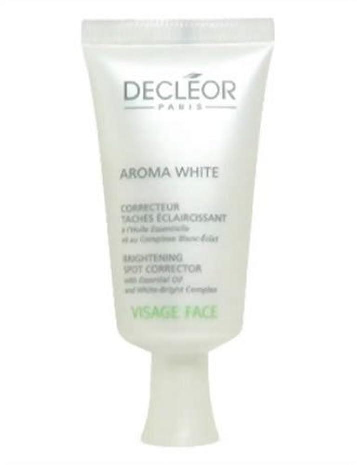 とげのあるワンダーからに変化するデクレオール(DECLEOR) アロマホワイト コレクティング クリーム 15g(保湿クリーム)