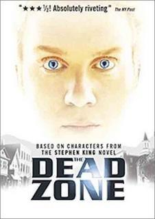 DVD The Dead Zone (2002) Book