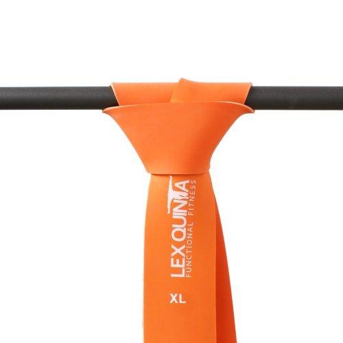 Lex Quinta Power Band - XL - Klimmzugband - Pullup Support - Fitnessband - Widerstandsband