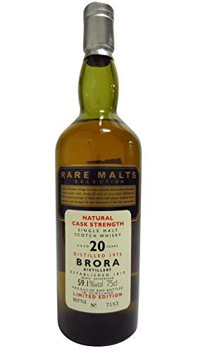 Brora (silent) - Rare Malts - 1975 20 year old Whisky