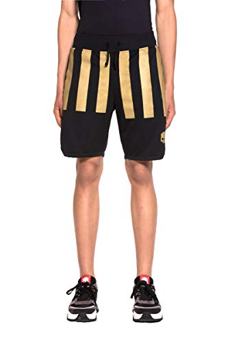 Short Hydrogen Tech Stripes US OPEN Black Gold - S