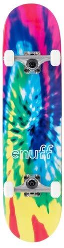 Enuff Skateboards ENU2600, Skateboard Unisex – Adulto, Multicolore (Tie Dye), Taglia Unica