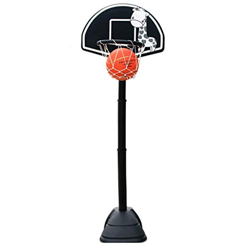 Check Out This Portable Basketball Hoop,Kids Portable Basketball Hoop Adjustable Height Backboard,for Indoor and Outdoor Stand Backboard System Height Adjustable Kids Basketball Goal