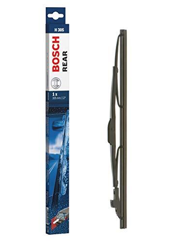 Bosch Scheibenwischer Rear H305, Länge: 300mm – Scheibenwischer für Heckscheibe
