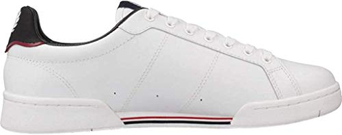 Fred Perry B722 Leather, Zapatos de Cordones Oxford para Hombre