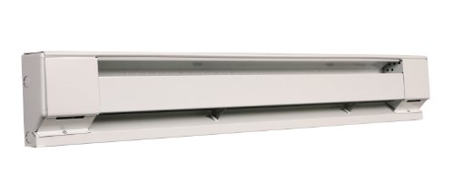 Fahrenheat F2543 3' BASEBOARD HEATER, White
