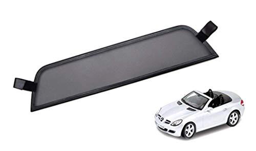 Deflettore Aria Per Mercedes SLK R171 | 2004-2011 | Paravento Per Decappottabili | Frangivento Velcro
