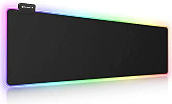 UtechSmart X-Large RGB Gaming Mouse Pad