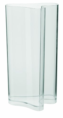 Guzzini Vaso da Arredo Portaombrelli Nuvola Home, Trasparente, 32 x 24.7 x h60 cm