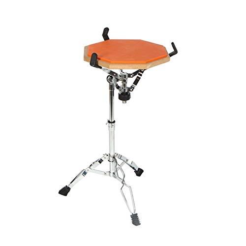 No band LangYe Peso Medio Grupo de percusión Tambor Soportes 10 12 14 Pulgadas fácil de Llevar Plegable for Estudiantes Profesionales