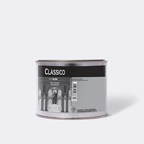 MAIMERI CLASSICO 500 ML Extra fine colore olio d'artista nero avorio