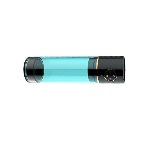 WDSMKL Pennis Extender-Ärmel, Pennis Vakuum-Luftpumpe Verstärken Sie Das Vergrößerungs-Booster-Extender-Einstellgerät Für Männer