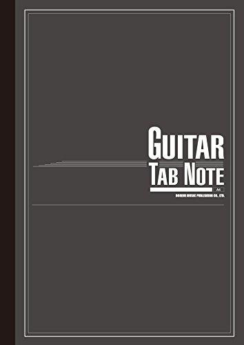 ギター・タブ・ノート [A4]