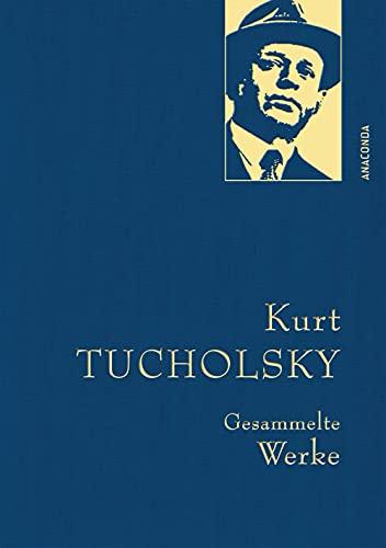 Tucholsky,K.,Gesammelte Werke (Anaconda Gesammelte Werke, Band 8)