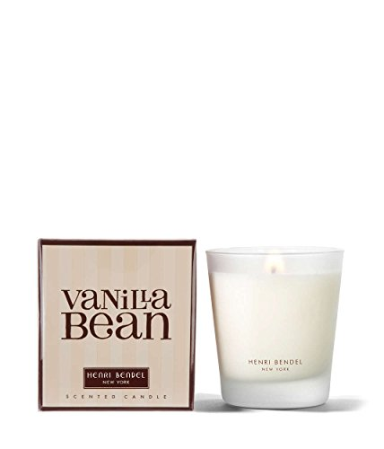Henri Bendel Vanilla Bean Scented Candle 9.4 Ounce New In Box