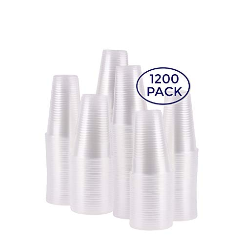 1000 disposable cups - 1
